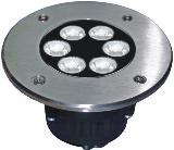 HEMLIGHTING LED Outdoor/underground light/inground,6*1W,Epistar, import component