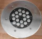 HEMLIGHTING LED Outdoor/underground light/inground,18*1W,Epistar, import component