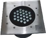 HEMLIGHTING LED Outdoor/underground light/inground,24*1W,Epistar, import component