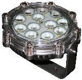 HEMLIGHTING LED Outdoor/underwater light,12*3W,CREE, OSRAM,Meanwell, import component
