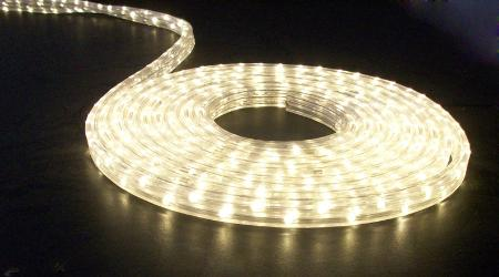 Led flat 3 wire rope light in rope lightled flat 3 wire rope light sharethis copy and paste aloadofball Image collections