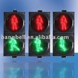 LED Pedestrian Light, RX300-3-D1A