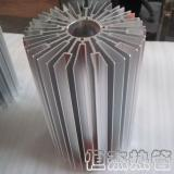 ZT120W-D150H245(120w LED Mininglamp TC Radiator)