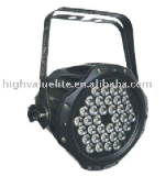 36*1W led high power par64 light