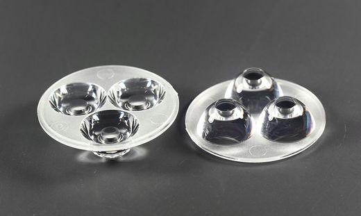 Led lens,3 in 1,3W LED lens,LED lenser for spot light,umileds