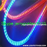 Crystal outer PVC coating LED flex neon