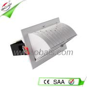 Zhongshan Obals 60W adjustable led downlight with CE RoHS SAA approved,3 years warranty