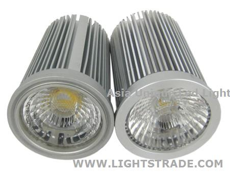 Asia Unique Sharp 10W cob led downlight to replace 50w halogen SAA approved