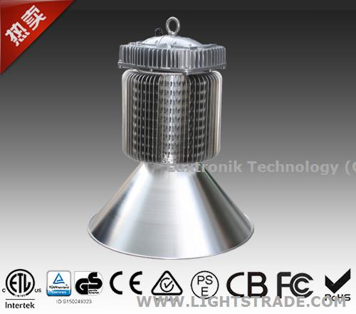 100W 150W 200W 300W 400W LED High Bay,Factory / Warehouse lighting,Dimmable, IP65