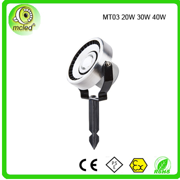 20w to 200w IP67 110lmw Bridgelux Chips Meanwell driver 5 years warranty outdoor led lights