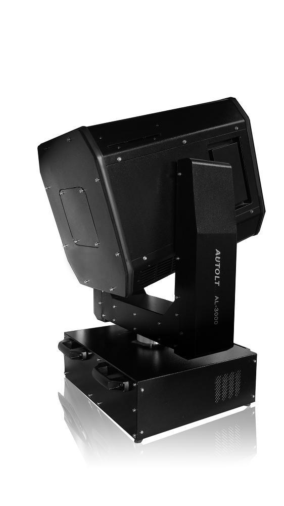 Autolt Moving Head Searchlight SM1KP/SM2KP/SM3KP