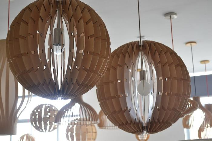 Pretty Appearance Round Pendant Light Kinds Of Housing
