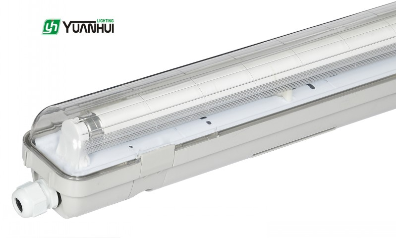 IP65 weatherproof fluorescent lighting fixture-CIXI YUANHUI LIGHTING ...