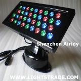 RGB led wall washer light IP65