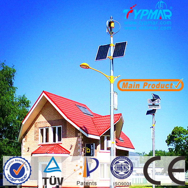 wind generator turbine with own patent and pass CE (400W -3KW