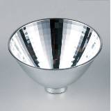 Metal halide reflectors -outer diameter 81mm
