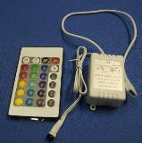 waterproof led rgb controller for synchronizing offline Satellite system