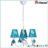 bule dolphin italian lighting chandeliers