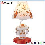 Modern Robot Metal Table Lamp