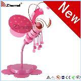 Pink Bee Desk Lamp