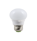 [CNLIGHT]6W A60 LED Bulb with 220V/110V Voltage,E27/E26/B22/GU10 Base