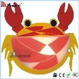 Vivid Crabs Modern Kids Light