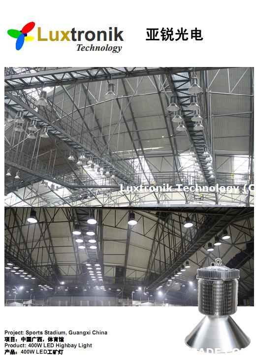 150W LED High Bay Light, Philips LUXEON/OSRAM LED, MEANWELL DRIVER, Dimmalbe, IP65