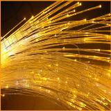 Halance end light fiber optic cable for chandelier