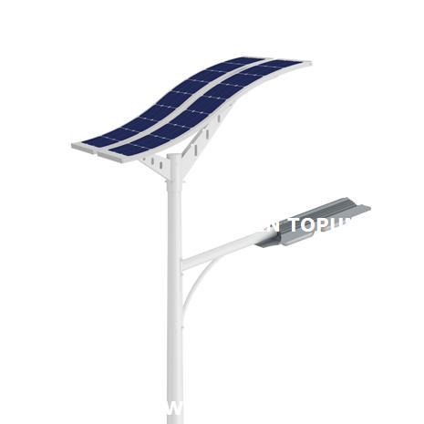 80W LED solar street light