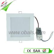 zhongshan obals 20W recessed led ceiling light with CE ROHS approved,3 years warranty