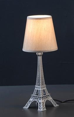 33.5cm Height Table/Desk Lamp with Eiffel Tower-shaped base in ...