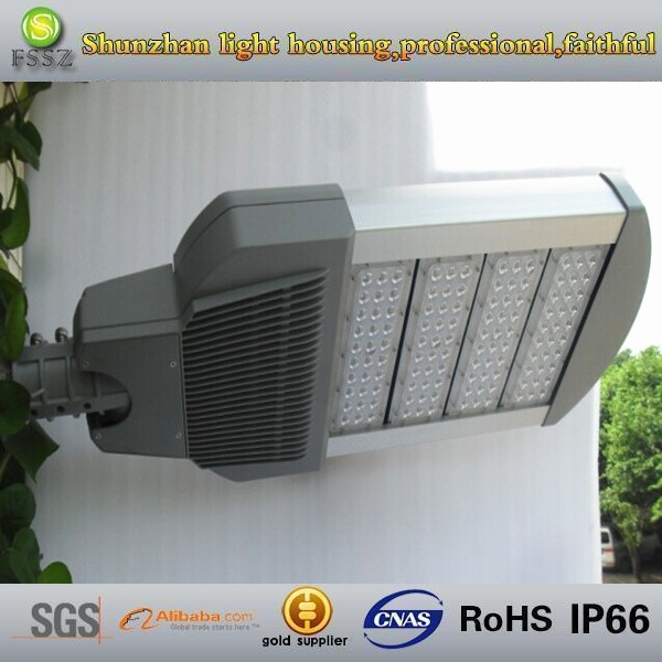 Die-cast Aluminum Shell High Power Led Street Lighting Module 120w