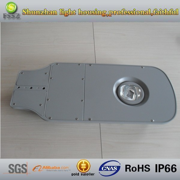 80W ADC 12 Aluminum street light housing for LED light