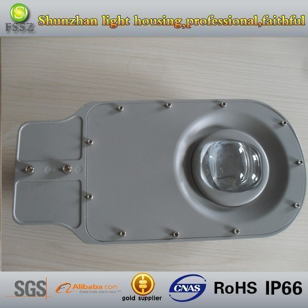 Waterproof 30W Aluminium COB led street lighting housing/LED street cover/ led lighting