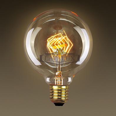 1900 Antique Vintage Edison Light Bulb 40W 230v Tungsten Wholesale G80 G95 G1