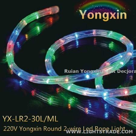 Multi color round 2 wire led rope lighthome dance party car decor multi color round 2 wire led rope lighthome dance party car decor led rope light in rope lightmulti color round 2 wire led rope lighthome dance party car mozeypictures Choice Image
