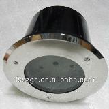 high quality alu and stainless steel underground lighting fixtures