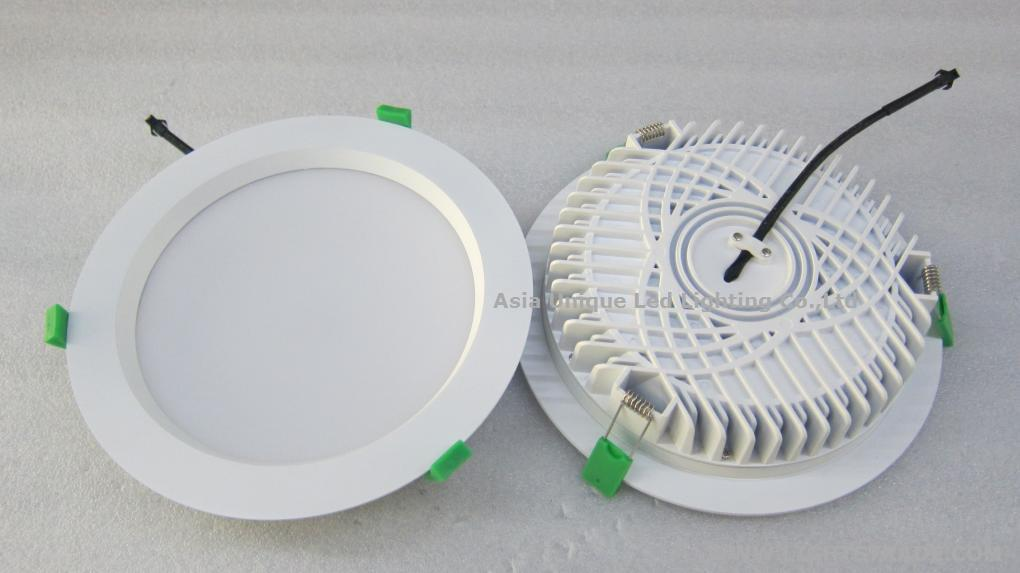 IP44 100lm/w 30W SAA led downlight led chip SMD2835