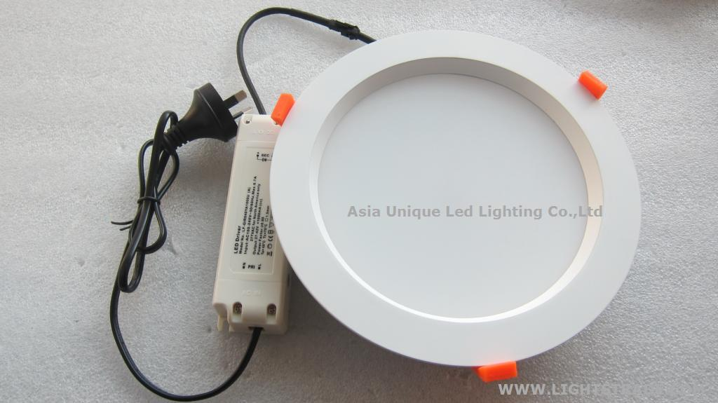 IP44 6inch 8inch SMD led downlight SAA CE RoHs approved
