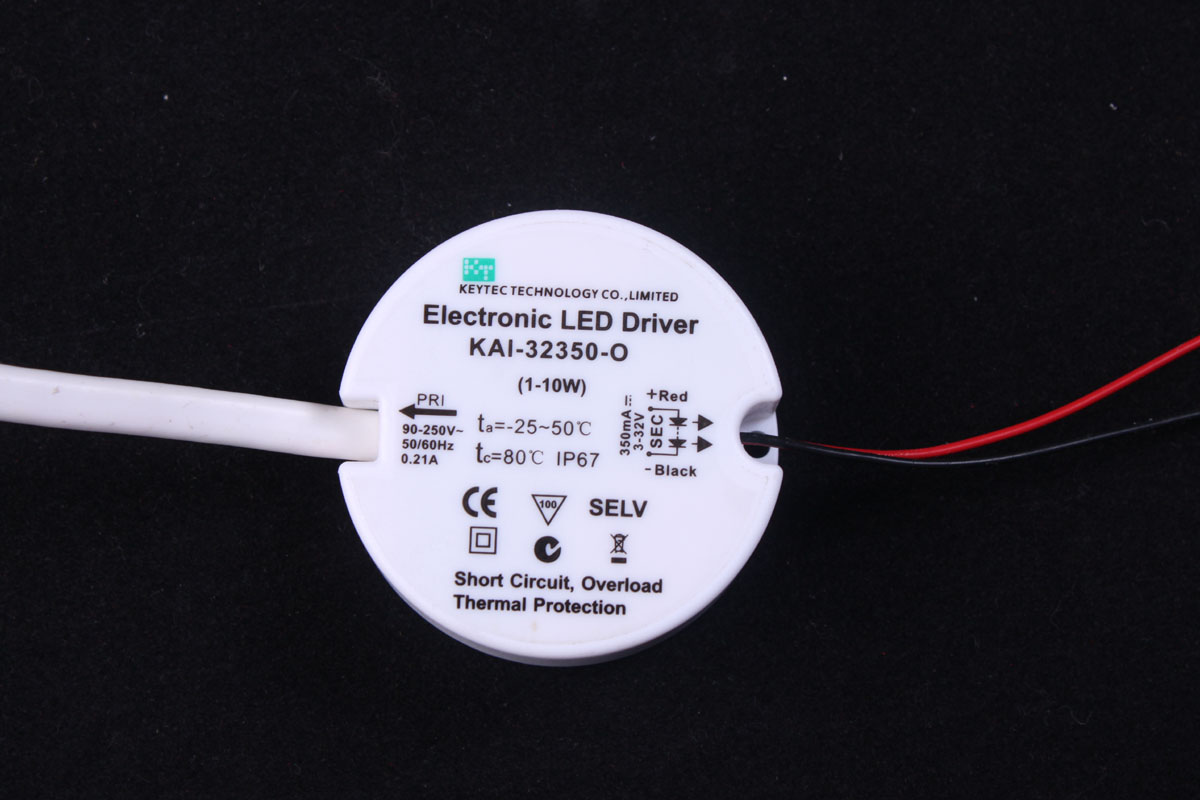 Ip67 Waterproof Wide Voltage Led Power Supply Driver Constant Circuitled Circuit10w Circuit Current 3 32v 10w Keytec Technology Co Limited