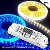 dmx to 0-10v dimmer transformer converter