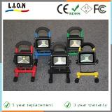 20W led rechargeable flood light