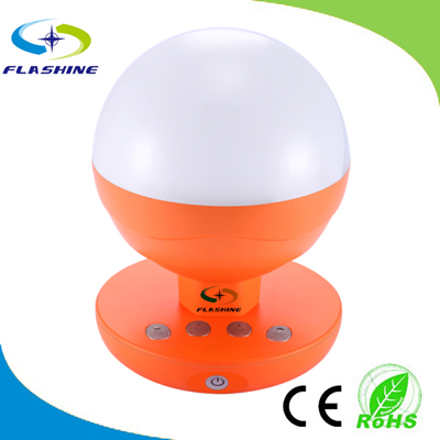 Electric Battery Power Source and ABS Material Rechargeable Desk Lamp