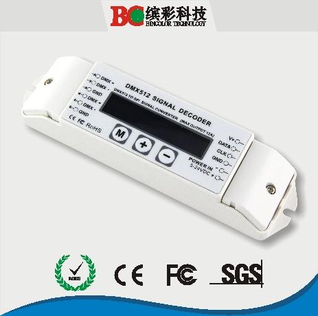 DC5V-24V DMX512 PIXEL decoder