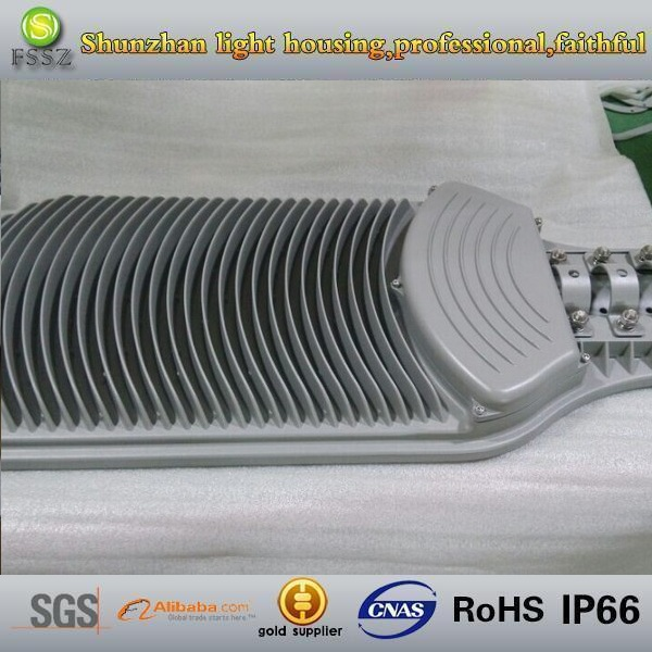 IP66 high power aluminum die casting LED street light housing