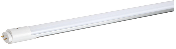 intelligent18w sound sensor t8 led tube ideal for car parking lot