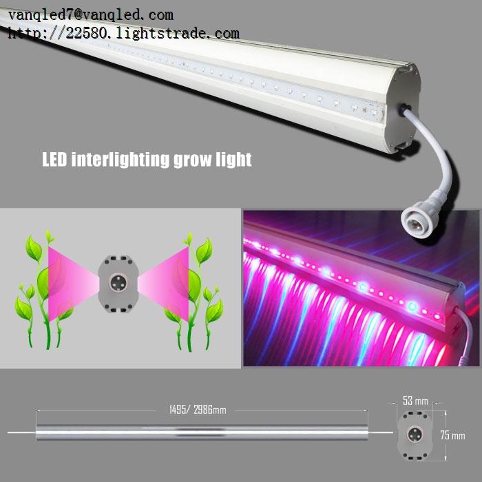 LED interlighting grow light Waterproof Led Grow LightSMD5730 Led grow lightdouble side grow light-ShenZhen VanQ Technlogy Co.Ltd_????? & LED interlighting grow light Waterproof Led Grow LightSMD5730 Led ...