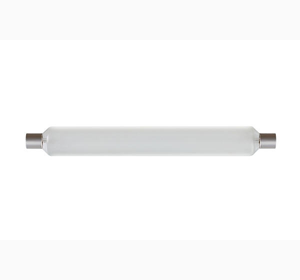 Frosted glass cover LED S19 linear lamp