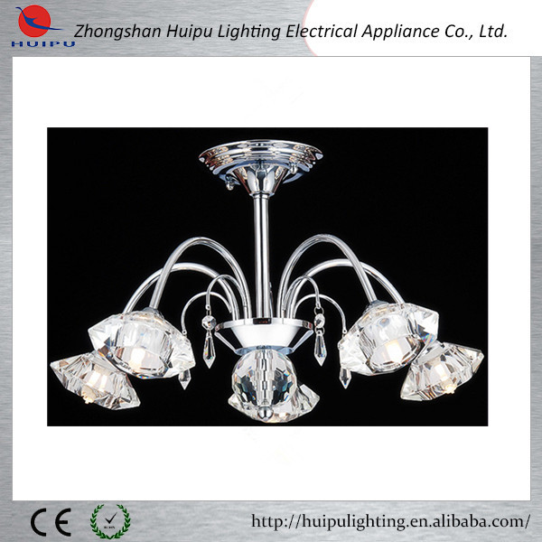 2014 Top Selling New Design Modern Crystal Ceiling Lamp