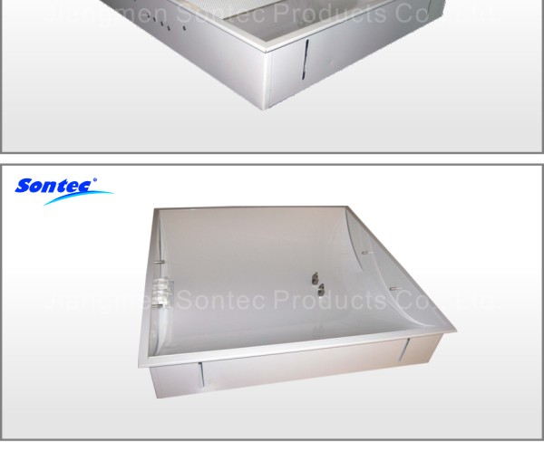 Indirect Lighting Fixture 600x600 Led Ceiling Troffer Pll